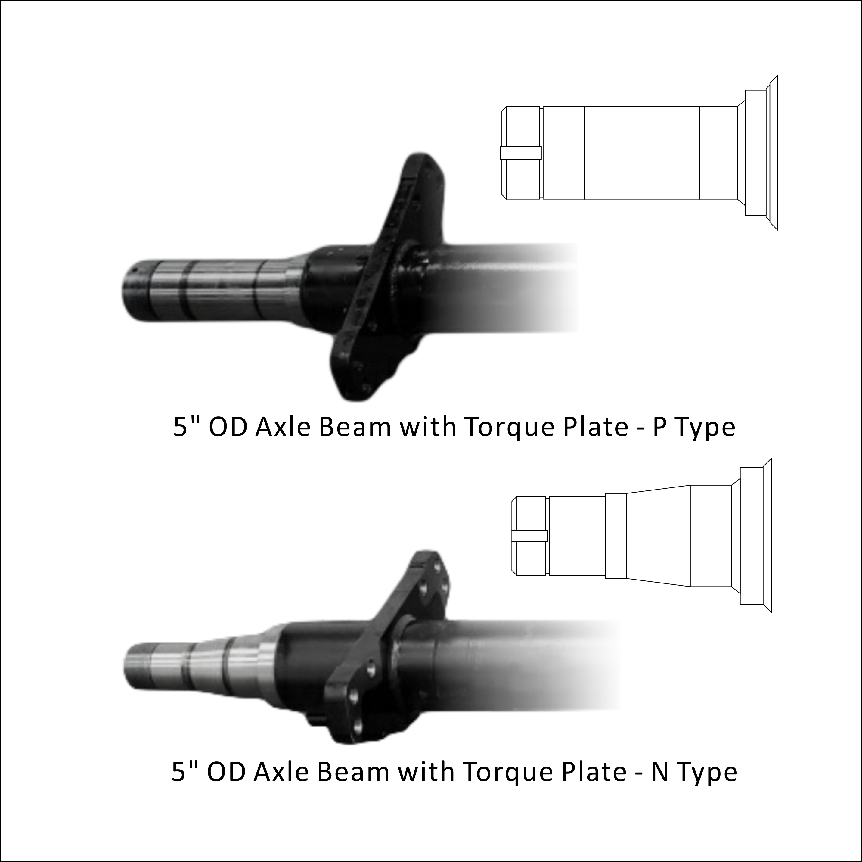 Axle Beam